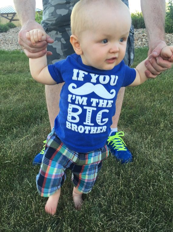 Big Brother Shirt Big Brother Shirt Bro Shirt by LittleAdamandEve