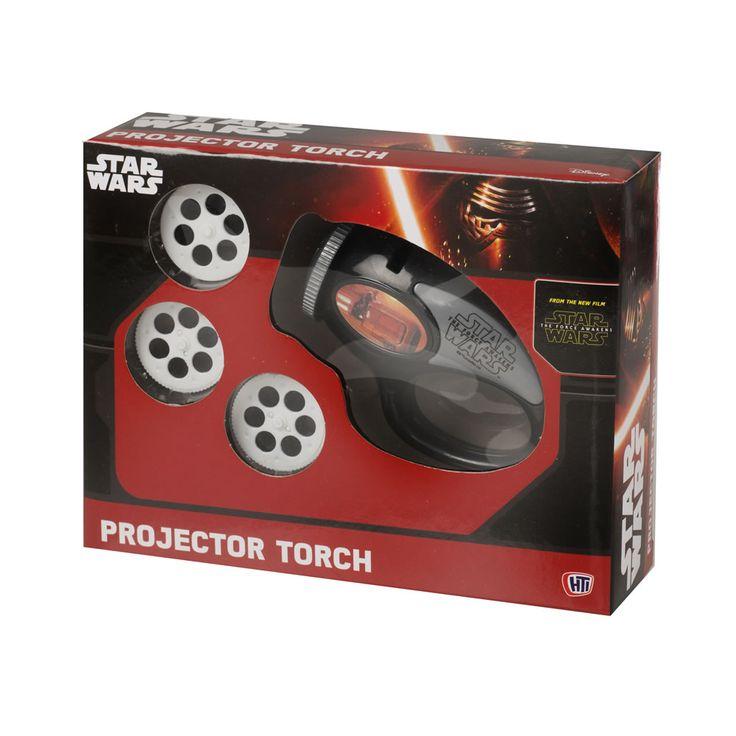 Star Wars Small Projector