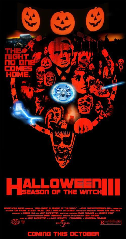 halloween iii season of the witch - Halloween 3 Season Of The Witch Remake