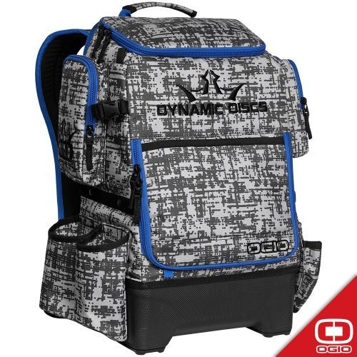 Dynamic Discs Ranger H2O Backpack Disc Golf Bag, Genome