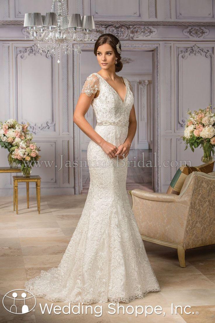 Jasmine  Bridal Gown T182008