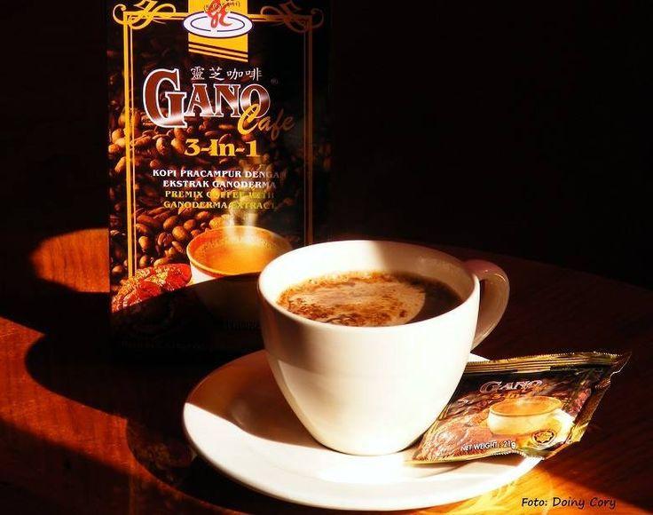 Ganoexcel Ganocafe 3in1 A Gano Cafe 3in1 tápláló és egészséges keverék. Ganoderma gombakivonattal készül, egy csúcsminőségű kávé, laktózmentes tejszínnel és cukorral. A Gano Caf…