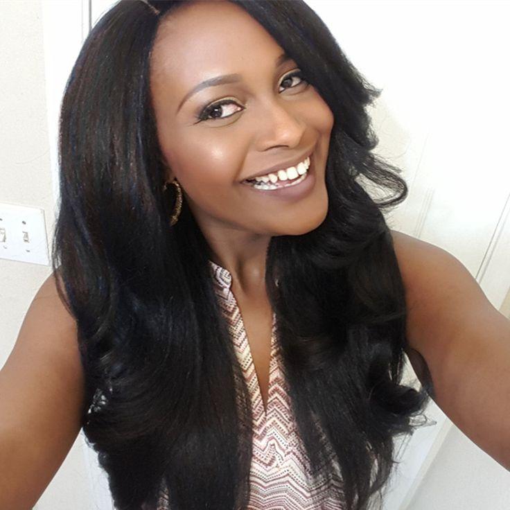Nieuwe Beste Lijmloze Yaki Kinky Krullend Volledige Synthetische Haar Pruiken Hoge Temperatuur Draad Vrouwen Pruik voor Zwarte vrouwen Afro-amerikaanse