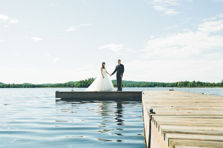 Alaska Wedding from Jason and Anna Ball