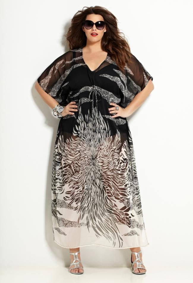 plus size long cover ups favorites from avenue