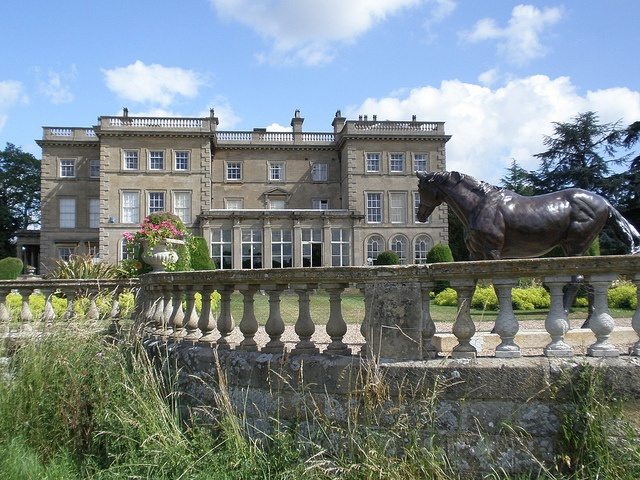 Prestwold Hall. Leicestershire by amandabhslater, via Flickr