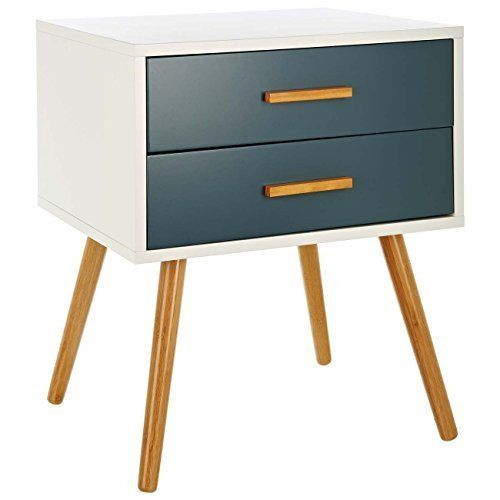RETRO STYLE STORAGE WOODEN SIDEBOARD