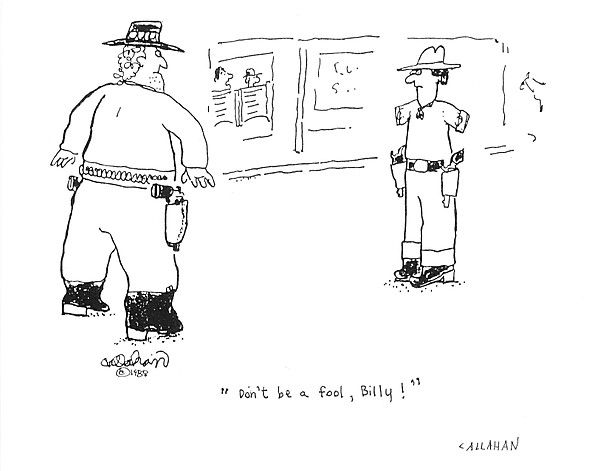 Cartoonist John Callahan dies | Cartoon and Galleries