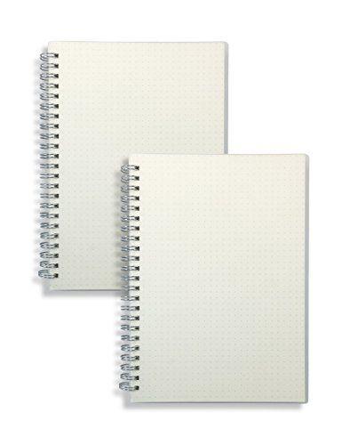 Miliko Transparent Hardcover Ruled/Dot Grid A5 Size Wireb... https://www.amazon.com/dp/B01ECY4X8O/ref=cm_sw_r_pi_dp_x_aG-OxbRSZA3E1