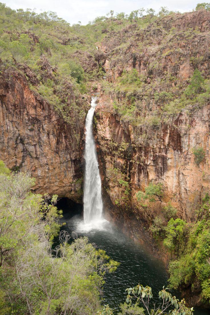 Tolmer Falls - Litchfield National Park