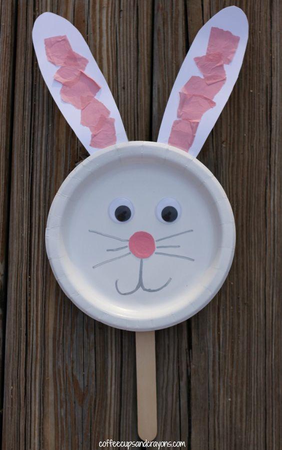 Voll gemütlich: Basteln mit Kindern! 10 einfache Bastelideen für Ostern! - Seite 2 von 10 - DIY Bastelideen