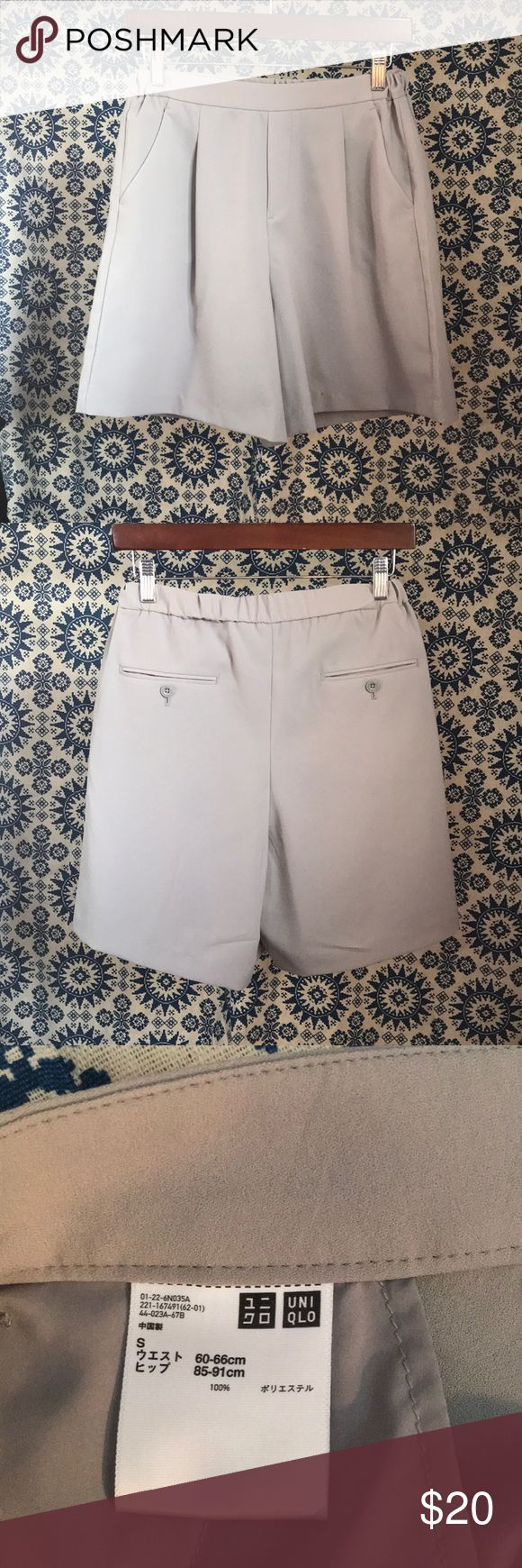 Japanese Culotts Made in Japan. This culotte is popular fashion in Japan, and it's made to withstand the Japanese summers. It's luxurious, simple, and cool, and great for minimalists. Uniqlo Shorts Skorts