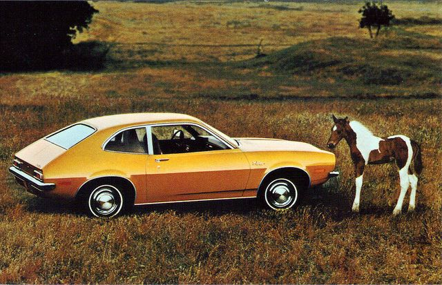 1971 Ford Pinto. If Ford much less Detroit thought this the answer, please remind me: What was the question?