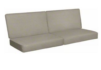 "Custom Replacement Sofa Cushions - 2 Backs & 2 Seats | Using fabric ""48032-0000"""