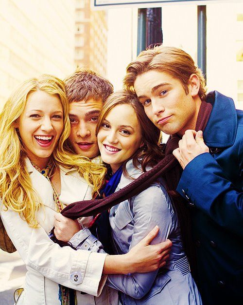 now THEY know how to live it up their teenage years...I'm gonna miss the upper east side