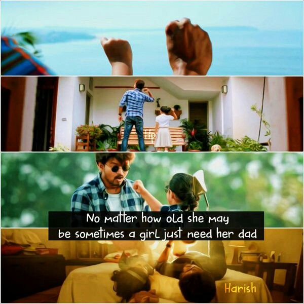 Theri Movie Images With Quotes: 53 Best Images About Theri On Pinterest