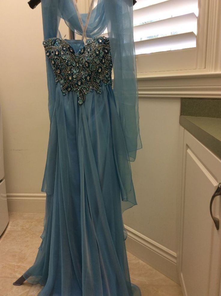 Ebay long prom dresses von