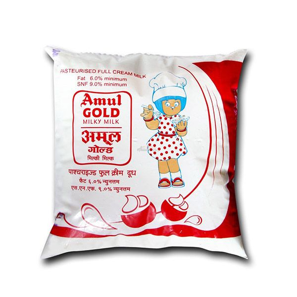 #AMUL #FULL #CREAM #MILK #500ML