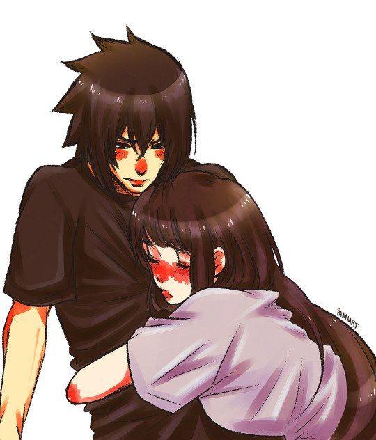 sasuke and hinata dating