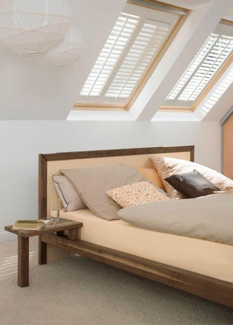 Die besten 25+ Velux rolladen Ideen auf Pinterest Dachfenster - rollos für schlafzimmer
