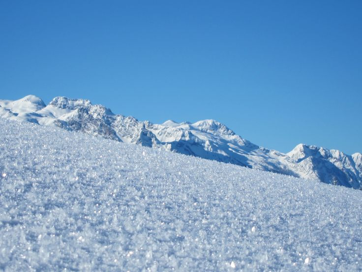Blick aufs Tennengebirge #berge #salzburg #österreich