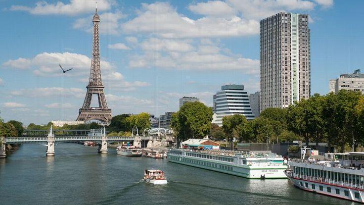 INFOGRAPHIE LEFIGARO.fr économie - Le tourisme fluvial ne cesse de faire de nouveaux adeptes sur la Seine. Le succès des croisières sur des bateaux de plus en plus grands concerne également ce fleuve qui se jette dans la Manche.