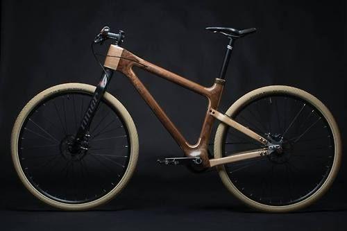 Niner Bikes's album: Wooden Bike.