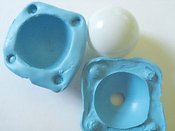 How to make a sphere mold