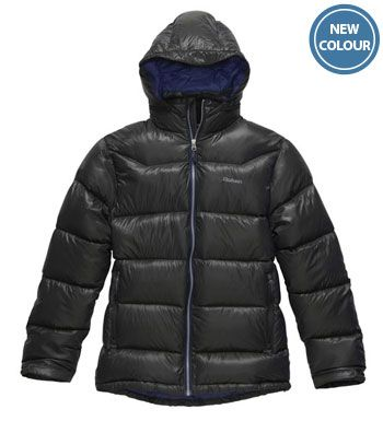 Highly insulating down jacket