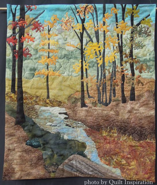 361 Best Tree Quilts Images On Pinterest Tree Quilt