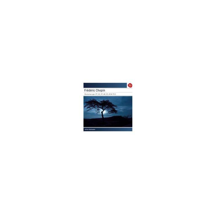 Arthur rubinstein - Chopin:Nocturnes op 27 32 37 48 55 62 (CD)