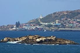 Rob Island in Mossel Bay