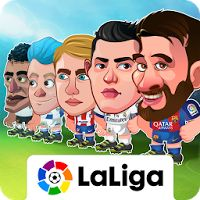 Head Soccer La Liga 2017 3.1.0 Apk Mod (Unlimited Money)