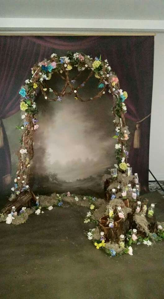 Classroom Decoration Ideas For Quinceaneras ~ Best ideas about enchanted forest theme on pinterest