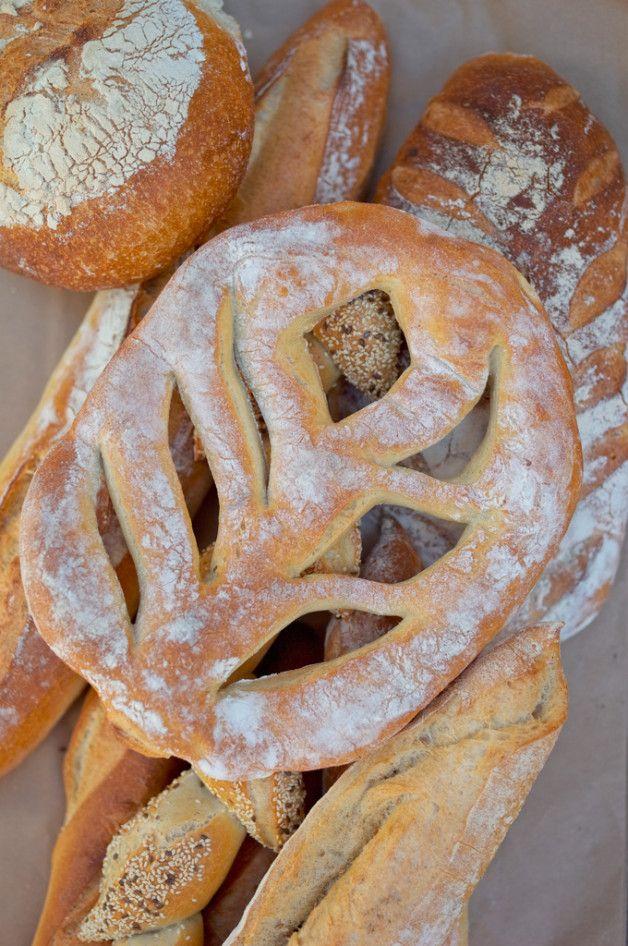 фугас и про теплый хлеб!