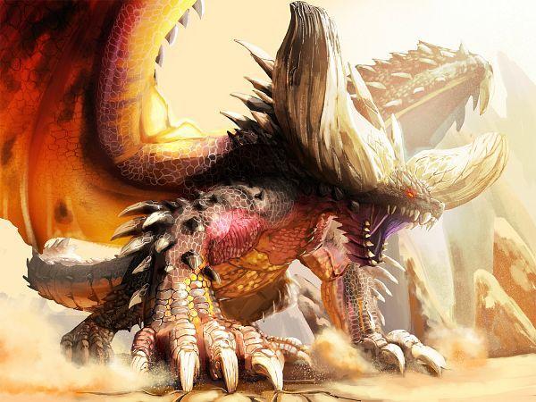 View Full Size 1500x1125 2 221 Kb Monster Hunter Art Monster