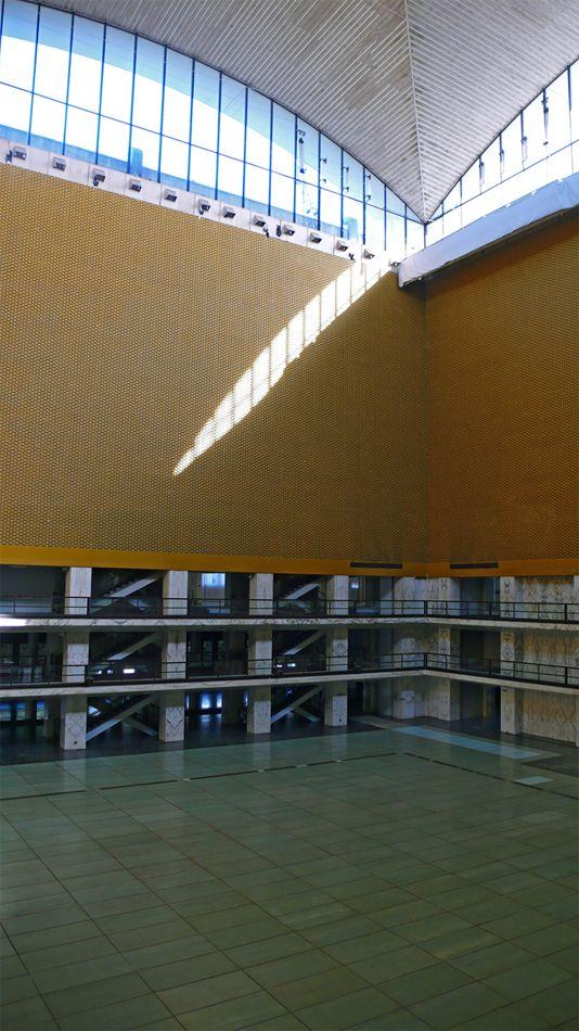 Palazzo dei congressi roma eur adalberto libera - Architetto palazzo congressi roma ...