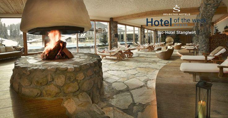 #Bio #Hotel Stanglwirt in #Kitzbühel