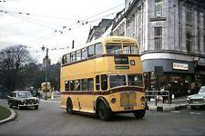 Bournemouth PD2 NO128 1969 BUS Photo | eBay