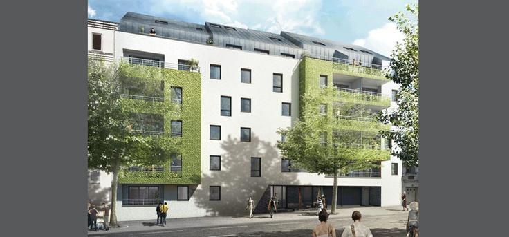 Découvrez le programme immobilier neuf Boreal à Nantes