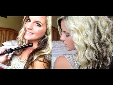 HOW TO: Bombshell Curls