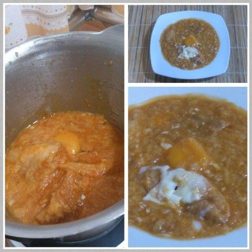 Sopas de ajo para #Mycook http://www.mycook.es/receta/sopas-de-ajo/