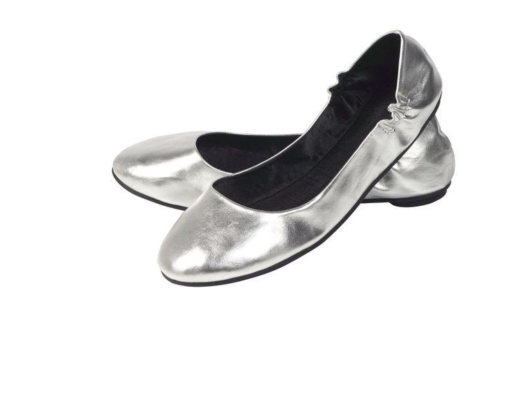 Silver footzyfolds