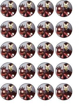 Free Iron Man Printables | SKGaleana