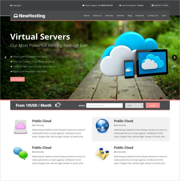17 best HTML/CSS Templates images on Pinterest | Role models ...