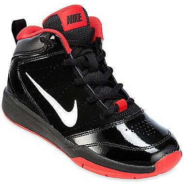 Nike® Team Hustle Boys Basketball Shoes - jcpenney | Shoes ...