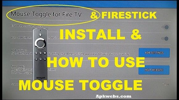 Mouse Toggle For Fire Tv Apk Full Latest V1 11 Free Download 2019