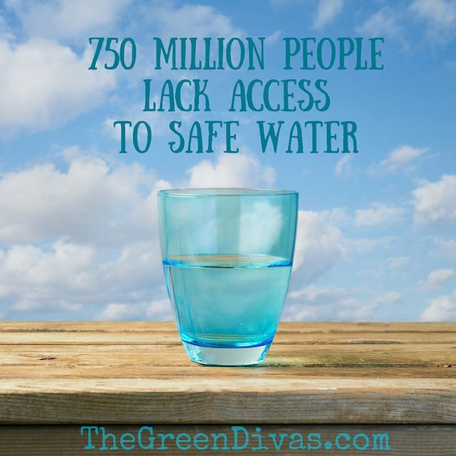 world water week ~ post, infographic, podcast . . .