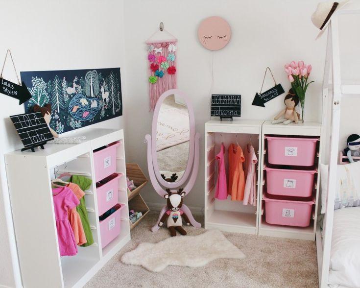 Tiny Box Room Ikea Stuva Loft Bed Making The Most Of: Best 25+ Trofast Hack Ideas On Pinterest