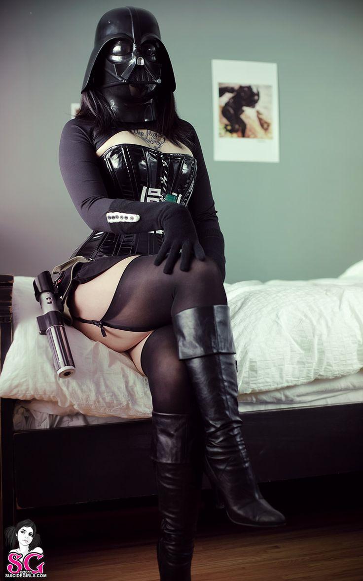 Dark Jedi: Darth Vader, Sexy, Girls Generation, The Real, Halloween Costumes, Suicide Girls, Stars War, Dark Side, Starwars